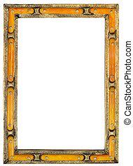 ambre, coupure, marocain, miroir
