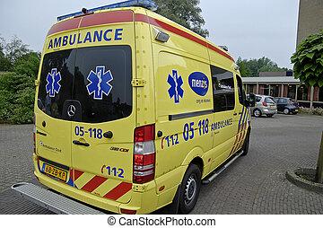 Ambulance - Dutch ambulance