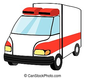 Ambulance Emergency Vehicle