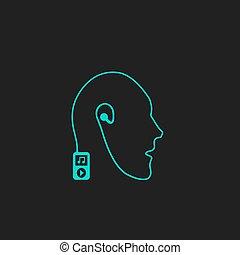 ambulant, musik, sammenhænge, teknologi, menneske