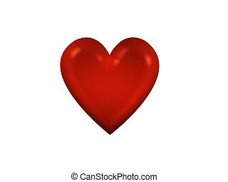 ame coração