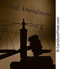 amendement, marteau, seconde, balances
