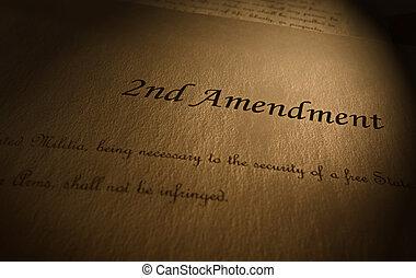 amendement, texte, seconde
