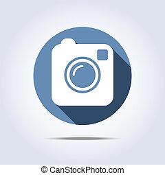 ?amera simple icon