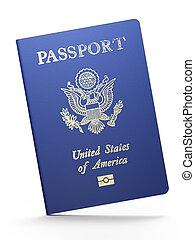 američanka cestovní pas