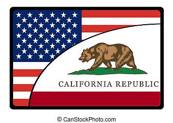 america california