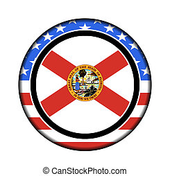 america florida button