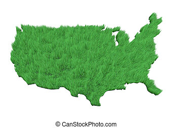 America made with grass