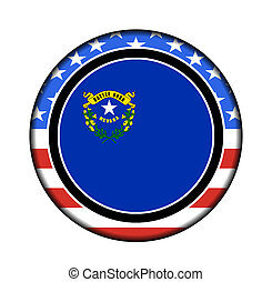 america nevada button
