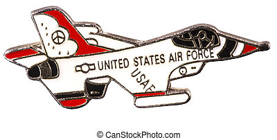 American airforce badge