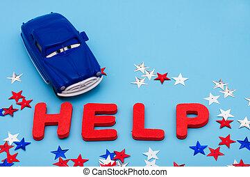 American Bailout Car Money