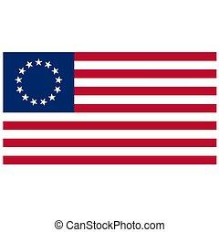 American Betsy Ross Flag - Flag.