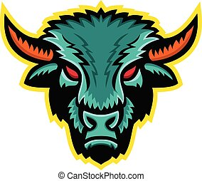 american-bison-frnt-HEAD-MASCOT