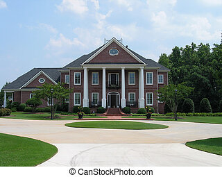 american brick house
