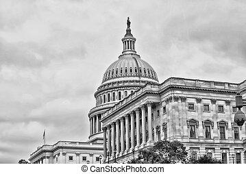 American Capital Building.
