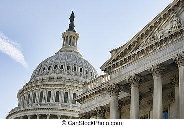 American Captial Building.