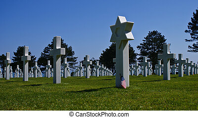 American Cemetery at Normandy