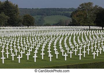 American Cemetery, Henri-Chapelle