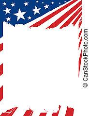American certificate poster