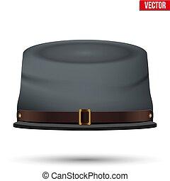 American Civil War Confederate Cavalry Hat