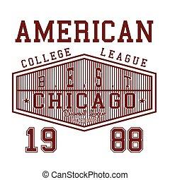 american college league