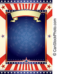 American cool flag - An american background for your...
