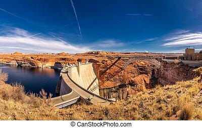 American desert formations