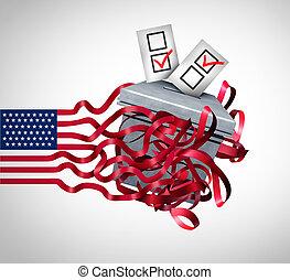 American Election Challenge