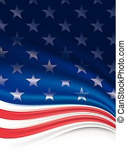 American Flag Background - American flag background for ...