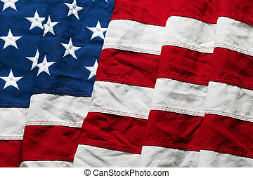 American flag background for Memorial Day or 4th of July