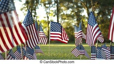 american flag, waving, usa, patriotism, patriotic, us, american, america, freedom, united states, united states of america, honor, veteran, independence, july, fourth, patriot, memorial, labor, memorial day, july 4th, veterans, veterans day, 4th of july, blowing