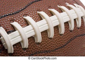 American Football - Close-up