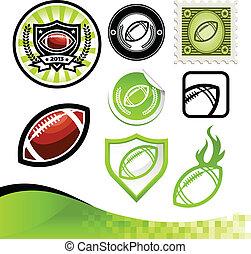 American Football Design Kit