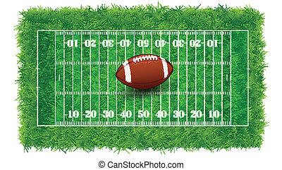 Football Field Clipart And Stock Illustrations 36 619