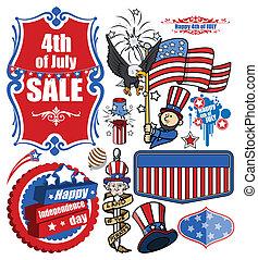 American freedom celebration