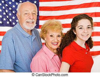 American Grandparents
