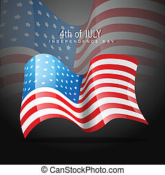 american independence day - stylish american independence...