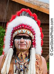 american indian, észak
