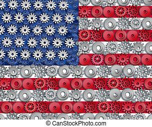 American industry