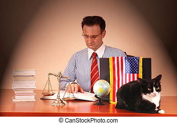American lawyer