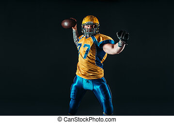 American national football league player NFL
