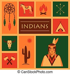 native indian,