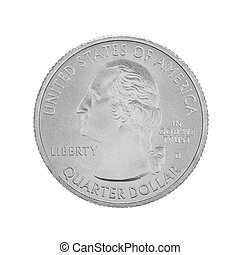 American one quarter coin