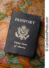 American Passport - A passport is what is need to see the...