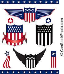 American Patriotic Elements