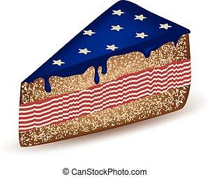American Piece Of Cake