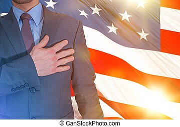 American Proud Patriot