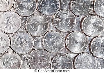 American quarter coins