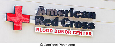 American Red Cross Blood Donor Center