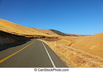 The magnificent American road